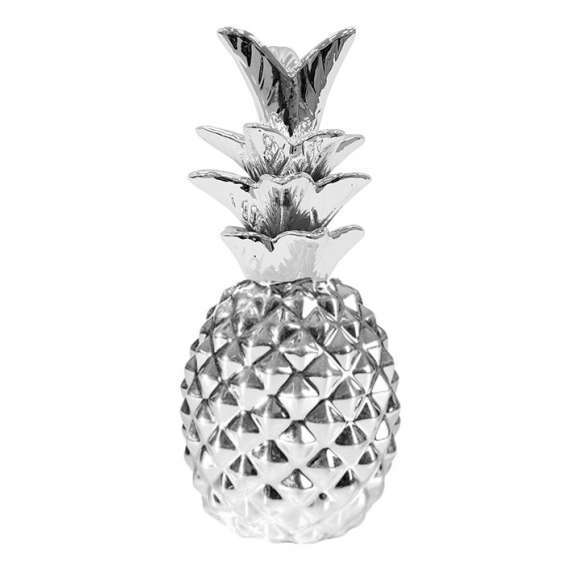 Silver Pineapple 1